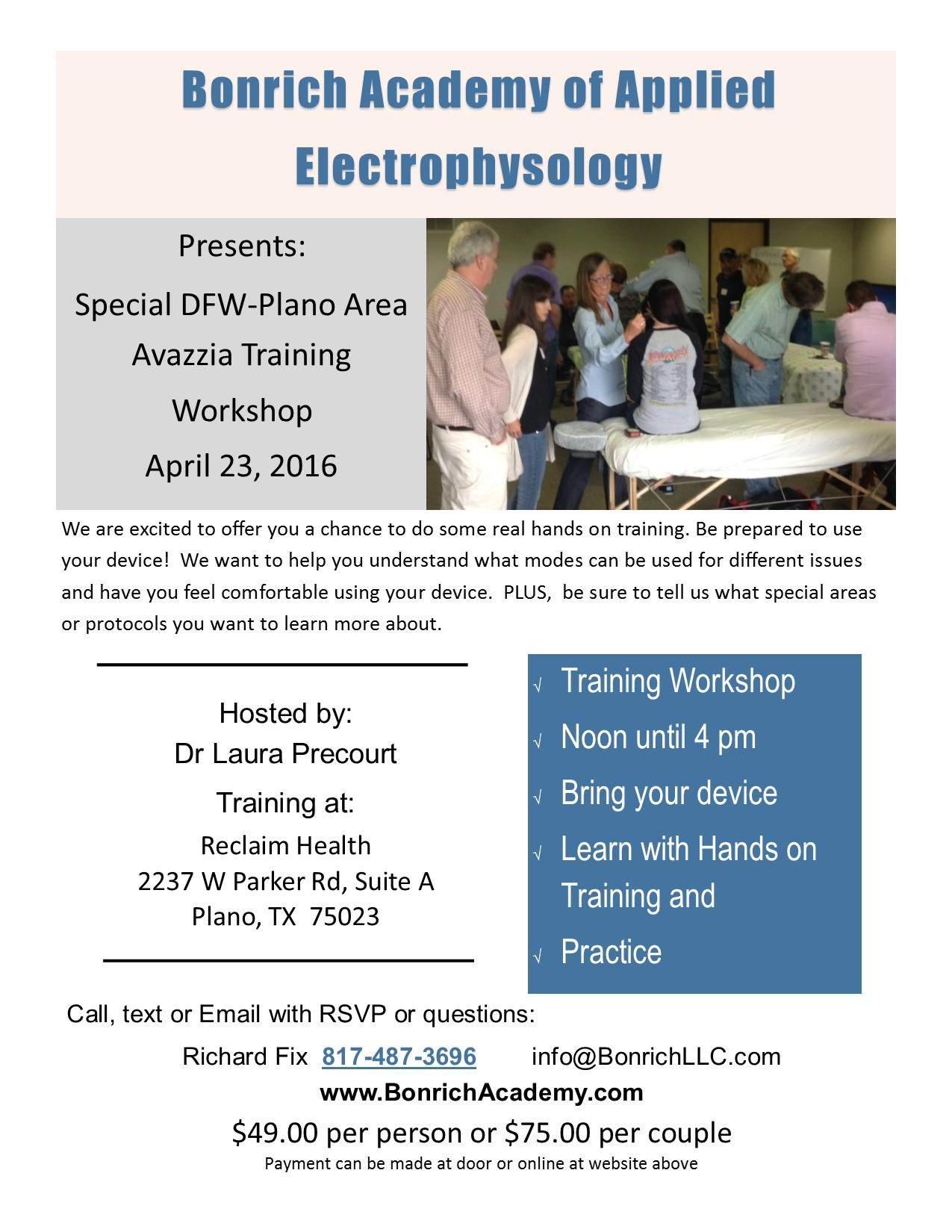 Bonrich Academy of Electrophysiology